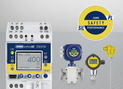 JUMO Safety Performance: Functional Safety – Hassle-Free!