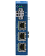 Router Module 3-Port – Module for the JUMO variTRON Automation System (705042)